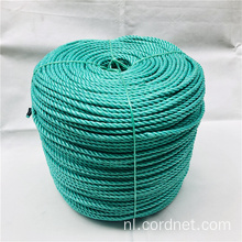 PP 3-strengen Twist Bale Rope voor Chili